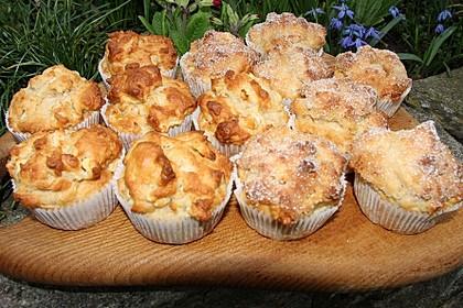 Apfel - Quark - Muffins 7
