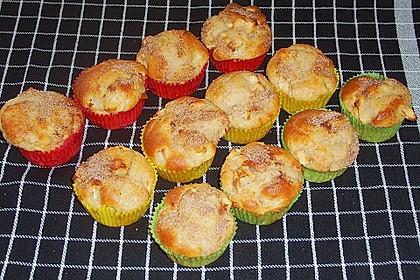 Apfel - Quark - Muffins 30