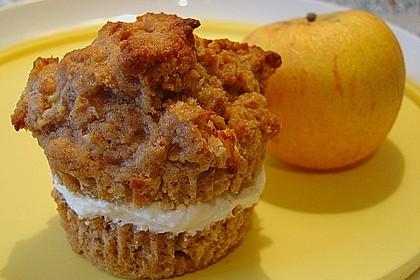 Apfel - Quark - Muffins 13