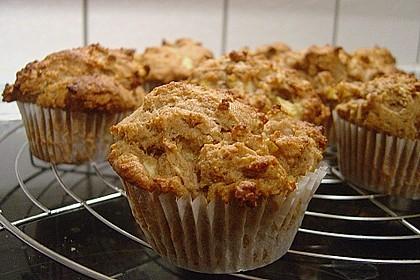 Apfel - Quark - Muffins 19