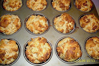 Apfel - Quark - Muffins 42