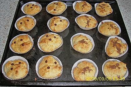 Apfel - Quark - Muffins 48