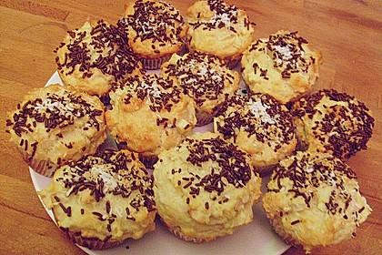 Apfel - Quark - Muffins 45