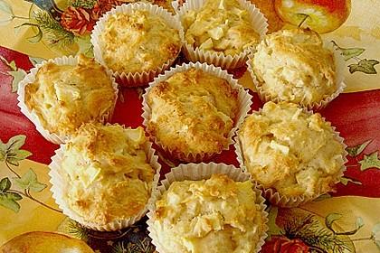 Apfel - Quark - Muffins 35