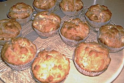 Apfel - Quark - Muffins 68