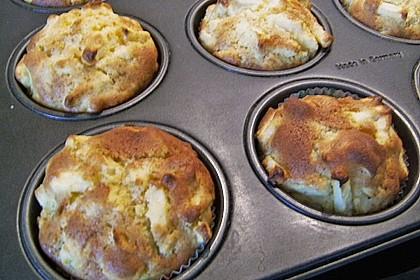 Apfel - Quark - Muffins 54