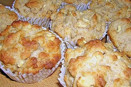 Apfel - Quark - Muffins 31