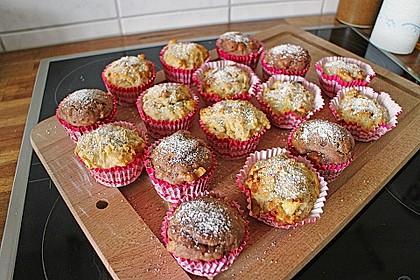 Apfel - Quark - Muffins 12