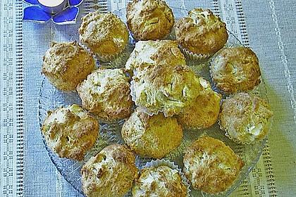 Apfel - Quark - Muffins 52