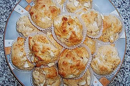 Apfel - Quark - Muffins 53