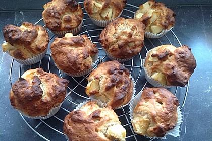 Apfel - Quark - Muffins 44