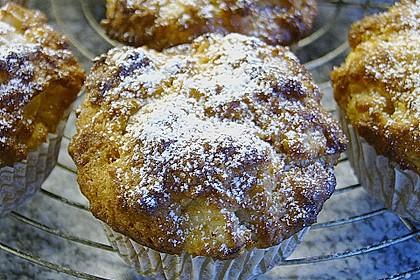 Apfel - Quark - Muffins 43