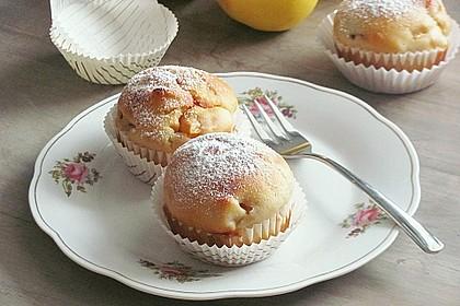 Apfel - Quark - Muffins 3