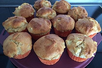 Apfel - Quark - Muffins 28