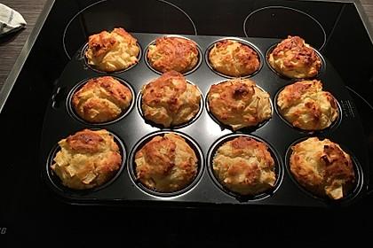 Apfel - Quark - Muffins 26