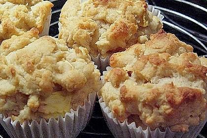 Apfel - Quark - Muffins 33