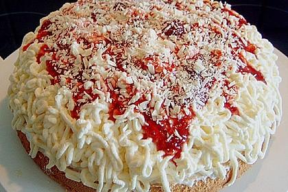 Spaghetti - Torte 5