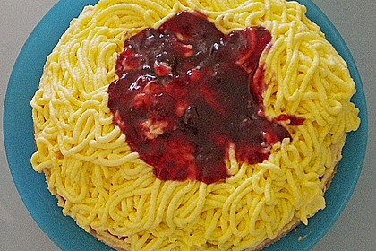 Spaghetti - Torte 28