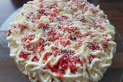 Spaghetti - Torte