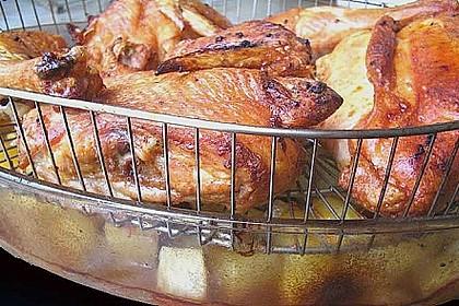 Portugiesisches Hähnchen aus dem Ofen 9