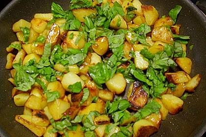 Balsamico - Röstkartoffeln 2