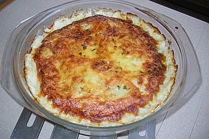 Einfacher Kartoffelgratin 3