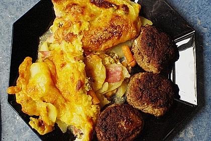 Einfacher Kartoffelgratin 2