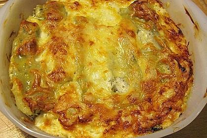 Spinatcannelloni (Bild)