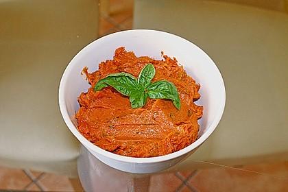 Tomaten-Basilikum-Butter 1