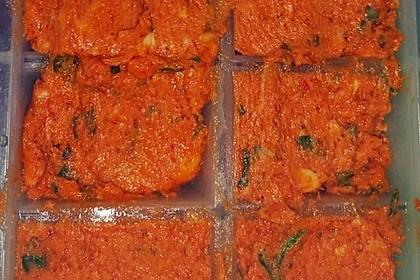 Tomaten-Basilikum-Butter 10