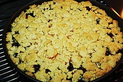 Apfel-Heidelbeer-Streuselkuchen 12