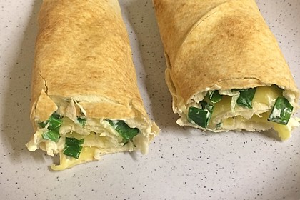 Wraps vegetarisch
