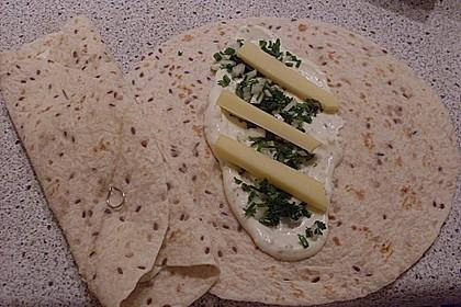Wraps vegetarisch 2