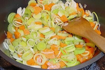 Feine Gemüsesuppe 2