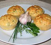 Kräuter-Muffins (Bild)