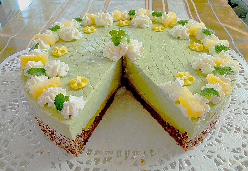 Latte Matcha Torte Von Backmouse Chefkoch De