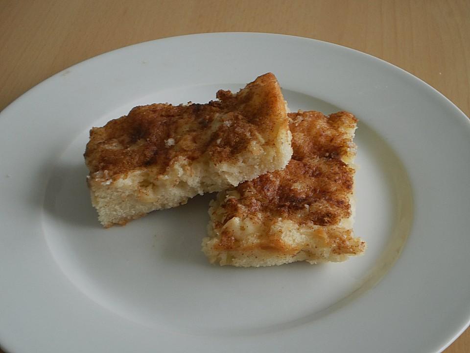 Apfel Zimt Kuchen Von Kleine Backerin Chefkoch De