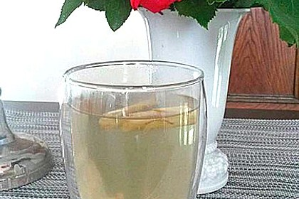 Ingwer-Zitronengras-Tee