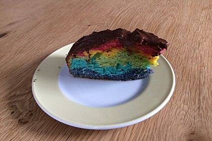 Regenbogen-Kuchen 8