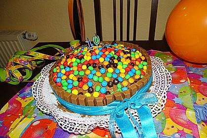 Regenbogen-Kuchen