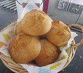 Knusprige Kartoffelbrötchen (Bild)