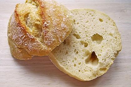 Knusprige Kartoffelbrötchen 1
