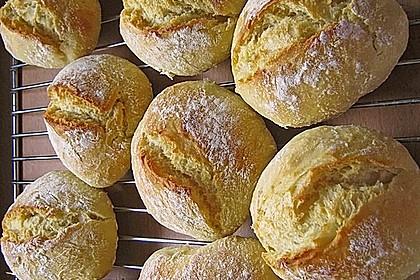 Knusprige Kartoffelbrötchen 4