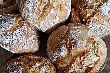 Knusprige Kartoffelbrötchen 8