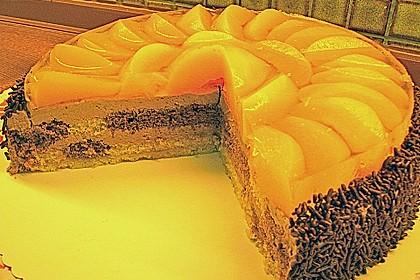 Birne Helene-Torte