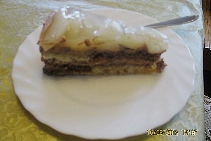 Birne Helene-Torte 4
