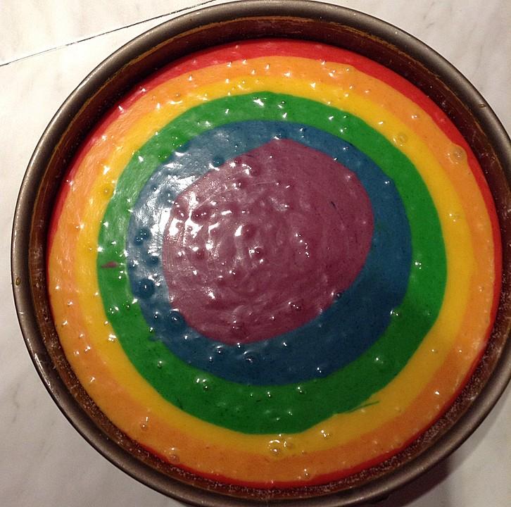 Regenbogenkuchen Von Lolavonesche Chefkoch De