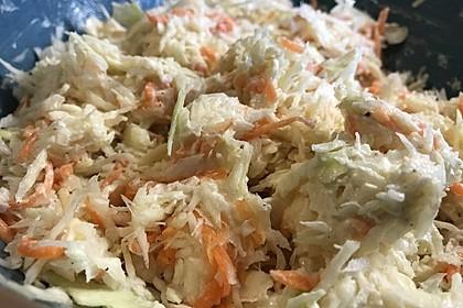 Amerikanischer Krautsalat 6