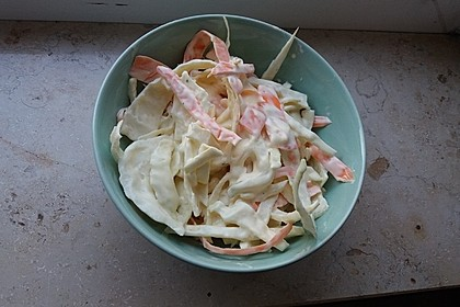 Amerikanischer Krautsalat 2