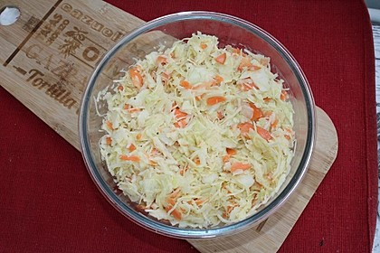 Amerikanischer Krautsalat 16